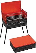 Rectangular Barbecue richiudubile to Briefcase,