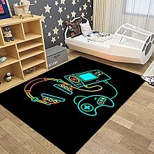 Rectangular Carpet For Game Consoles Cool Floor