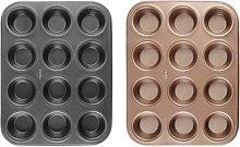 Rectangular Cupcake Tins, Rectangular Muffins And