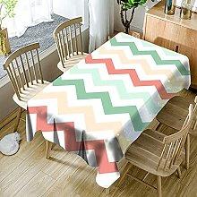 Rectangular Decorative Tablecloth,Fresh Simple