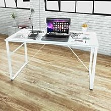 Rectangular Desk with Map Pattern VD08585