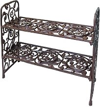 Rectangular Pot Plant Stand ClassicLiving