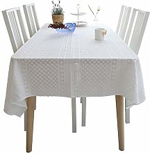 Rectangular/Round Lace Tablecloth Home Kitchen