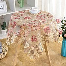Rectangular/Round Lace Tablecloth Tablecloth Home