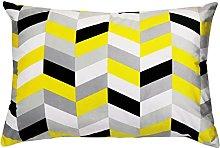 Rectangular Simple Sofa Pillow Cushion Cover
