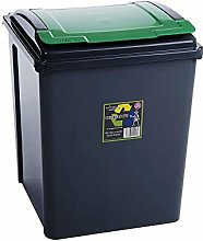 Recycle It Wham Large Flip Lid Red, Green, Or