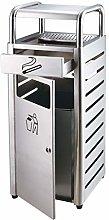 Recycling Bin 35L/9.2Gallon Stainless Steel