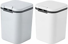 Recycling Bins for Kitchen 2 x 2.5L, Small Waste