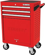 RED-28' 3 Drawer Roller Cabinet - Kennedy
