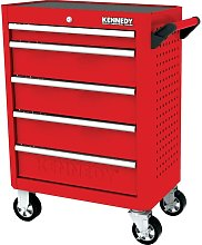 RED-28' 5 Drawer Roller Cabinet - Kennedy