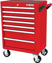 RED-28' 7 Drawer Roller Cabinet - Kennedy