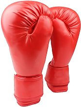 Red Boxing Gloves - Ironman