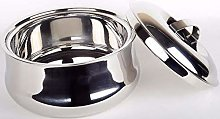 Red Carpet Stainless Steel Chapati Box Casserole
