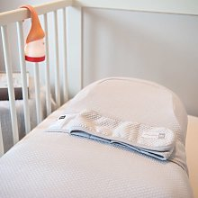 RED CASTLE Baby Fitted Sheet Cocoonababy Grey