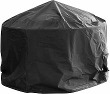 Red Fire - RedFire Fireplace Cover Firepit L Nylon