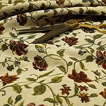 Red Green Blue Floral All Over Pattern White