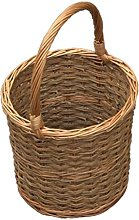 Red Hamper Yorkshire Barrel Shopping Basket,