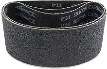 Red Label Abrasives 4 X 24 Inch 24 Grit Silicon
