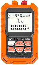 Red Light Power Meter Optical Power Meter Fiber