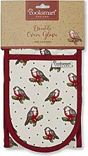 Red Red Robin Double Oven Glove