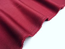 Red Scuba Stretch Fabric by The Metre for Sewing