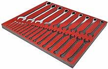 Red Shadow Foam Original - Tool Organiser - Snap