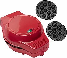 Red tide Multi-Optional Plates Electric Cake Maker