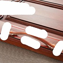 Red White Amber Series Cabinet Handles Zinc Alloy