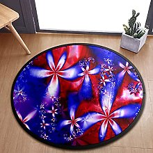 Red White And Blue Area Rugs Round Bedroom Carpets