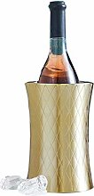Red wine Cooling Bucket Champagne ice Bucket red
