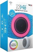 RED5 Light Up Shower Speaker