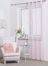 REDA Curtain Powder Pink