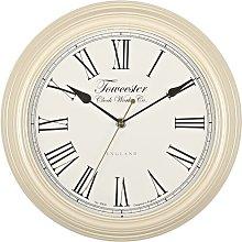 Redbourn 30cm Wall Clock Acctim