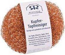 Redecker Copper Scourer 2 Pack with instructions CM