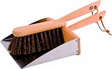 Redecker - Oiled Beechwood Dustpan And Brush Set -