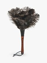Redecker Ostrich Feather Duster, Small