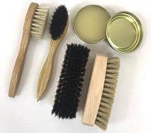 Redecker - Shoe Polishing Brushes
