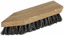 Redecker - Untreated Oakwood Shoe Dirt Brush With