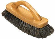 Redecker - Waxed Beechwood Shoe Shine Brush With