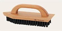 Redecker - Wooden Shoe Brush With Bow Handle - Wood