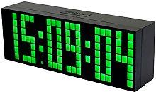 Redlution Digital Large Big Jumbo LED snooze wall