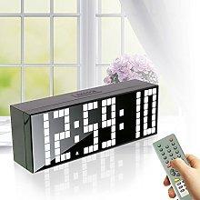 Redlution Large LED Digital Wall Clock Jumbo