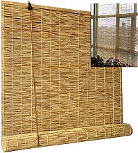 Reed Curtain, Bamboo Roller Blinds for Doors and