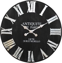 Reede Antique 60cm Wall Clock Marlow Home Co.