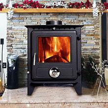 Reepham 12KW High Efficiency Log Burner Wood