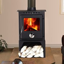 Reepham 6.5KW High Efficiency Log Burner Wood