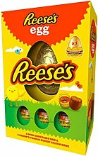 Reeses Easter Eggs - Reeses Chocolate - 3 x Creme