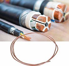Refrigeration Plumbing Copper Tube Durable Soft