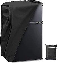Refrigerator Dust Cover COOSOO Waterproof Wine