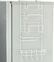 Refrigerator Side Rack 5 Layer Kitchen Storage